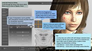 Enhanced Character Edit at Skyrim Nexus mods and munity