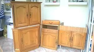 facade meuble cuisine facade cuisine chene brut porte cuisine chene meubles cuisine facade