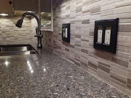 Akdo Glass Subway Tile by Bathroom Exotic Granite Countertops With Akdo Tile Backsplash For