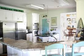 Kitchen Decor On A Budget Using Vintage Signs In Your