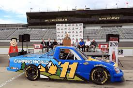 100 Crosby Trucking NASCAR Camping World Truck Series Fast Five 225 Preview