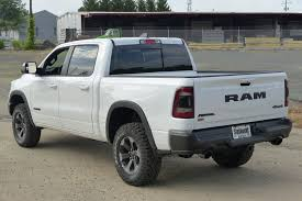 New 2019 RAM All-New 1500 Rebel Crew Cab In Fredericksburg #KN541765 ...