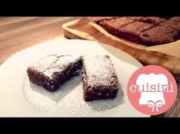 brownies selber machen rezept für einfache schnelle brownies backen wenig zutaten cuisini