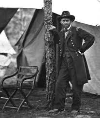Ulysses S Grant Was Known To Wear Regular Clothes On The Field Only Thing Identify His Rank And Even Being A Soldier Were Patches He Wore
