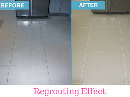 Regrout Bathroom Tile Video by Regrouting Your Tile Inside Home Can Be Done In A Small Amount Of