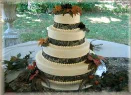 Camo Wedding Cake Pics Cakes Guide Ribbon And Leaves For Natural Rustic