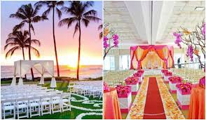 Fantastic Indoor And Outdoor Wedding Ceremony Decoration Ideas