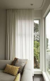 Ceiling Mount Curtain Track India by Curtain Rails For Bay Windows Nz Memsaheb Net