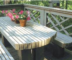 Build Outside Wooden Table by Plans To Build Outside Wooden Table Plans Pdf Plans