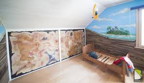 chambre enfant suisse chambre deco pirate entière à aubonne lausanne ève