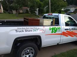100 Uhaul Pickup Truck Rental Eric Holthaus On Twitter Moved My Beehive Tonight And Only Got