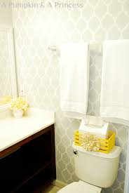 Yellow Grey Bathroom Ideas by Grey And Yellow Decor Archives A Pumpkin And A Princess Grey And