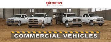 100 Dodge Commercial Trucks Vehicles Executive Jeep RAM
