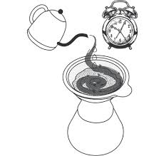 Pour The Remaining Water In A Spiral Motion For Maximum Flavor Extraction