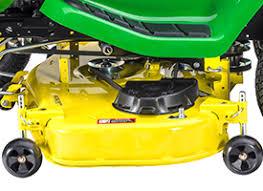 John Deere 48c Mower Deck Manual by X300 Select Series Lawn Tractor X380 48 In Deck John Deere Us