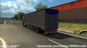 TMP - Bodex Trailer Mod For ETS 2 Renault Premium With Autoload V20 Farming Simulator Modification Cm Truck Beds At Tmp Innovate Daimler 00 Trailer Ets2 Oversize Load 2 R 12r 130 Euro Simulator Chemical Cistern Mods Youtube Speeding Freight Semi Truck With Made In Sweden Caption On The Jumbo Pack Man Fs15 V11 Cistern Chrome V12 Trailer Mod
