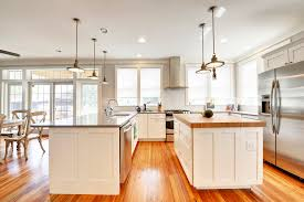 Cool Kichler In Kitchen Contemporary With Dover White Next To Gray And Kitchens Alongside Butcher Block Countertops Country