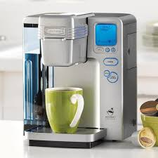 Cuisinart K Cup Single Serve Coffee Makers At Brookstone Buy Now