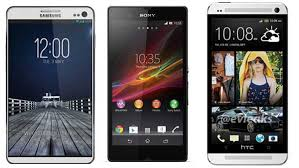 The best Android smartphones 2014 parison chart