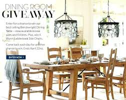 Dining Room Tables Pottery Barn Style Table Decorating Ideas Furniture