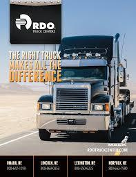 100 Mississippi Trucking Association Nebraska Trucker Issue 3 2017 Terry Lori McMullen AIT