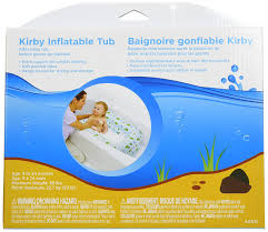 Aqueduck Faucet Extender Canada by Amazon Com Safety 1st Kirby Inflatable Tub In Blue Baby