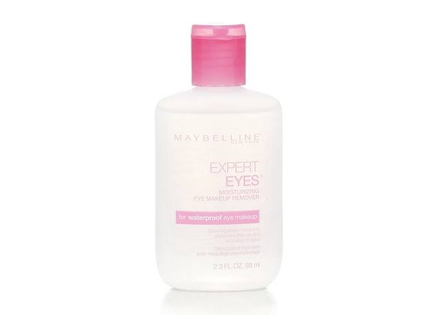 Maybelline New York Expert Eyes Moisturizing Eye Makeup Remover - 2.3oz