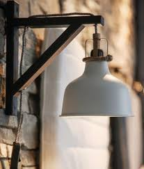 ikea ranarp wall light hack with ekby valter brackets freeing