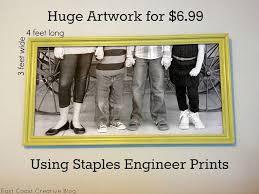 Staples Engineer Print Artwork