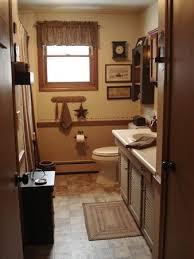 Photos Of Primitive Bathrooms by 21 Best Primitive Bathroom Images On Pinterest Country Primitive