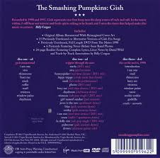 The Smashing Pumpkins Rhinoceros Live by Smashing Pumpkins Gish 1991 2cd Dvd 2011 Virgin Deluxe