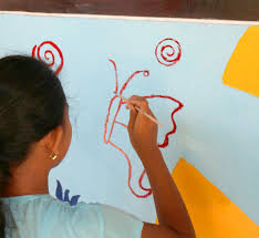 Volunteer In Bali Indonesia Teaching Art Artwork