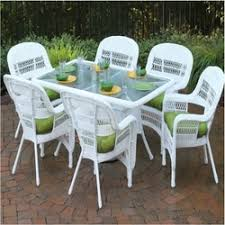 8 Person Patio Table by 6 8 Person Outdoor Wicker Dining Sets