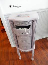 PJH Designs Hand Painted Antique Furniture: Vintage Antique Jewelry Armoire Masterpiece Parchment Hand Painted Pjh Designs Fniture Shabby Chic Pink 11 Best Jewelry Boxes Images On Pinterest Armoire Rustic Inspiration Expanded Your Mind Powell Chalk Vintage Best 25 Ideas Cabinet And Distressed In Robin Egg Blue 0