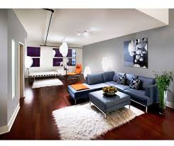 Black Leather Couch Living Room Ideas by Modern Black Leather Sofa For Great Decorated Room