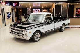 1970 Chevrolet C10 In Plymouth, MI, United States For Sale On ...