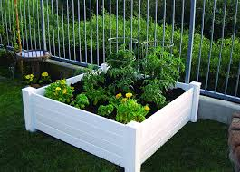 amazon com nuvue products raised 48 by 48 by 15 inch garden box