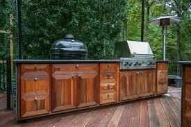 Outdoor kitchen Modern Kitchen Atlanta by Cabinets