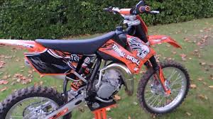 kit deco 125 sx 2004 ktm 85sx tribal