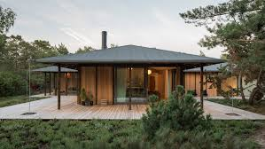 100 Homes In Sweden Johan Sundberg Completes Swedish Holiday Home Sommarhus T