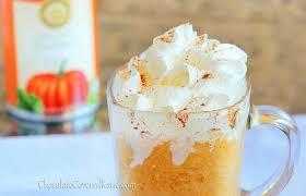 Pumpkin Spice Frappuccino Recipe Starbucks by Healthy Makeover Pumpkin Spice Frappuccinos