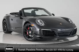 100 Porsche Truck Price New 2019 911 Carrera S Convertible In Pasadena 391072