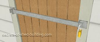shed door latches images of tuff shed door handle images picture