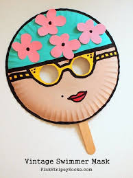 Best Paper Plate Crafts Ideas On Throughout Art And Craft For Kids With Plates