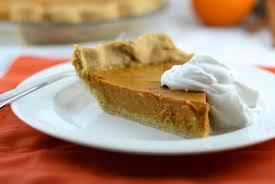 Pumpkin Pie With Molasses by Epicurus Com Recipes Molasses Pumpkin Pie