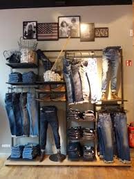 JACKJONESStuttgart Germany Denim Display Wall Pinned By Ton Van