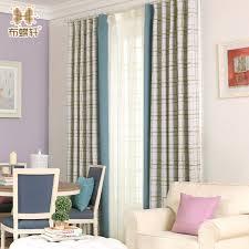rideau pour chambre fille nouvelle arrivée deux couleurs option coréenne et moderne style