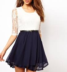 fashion trends cute spring dresses for women mixed with vertical