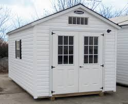 Tuff Shed Barn Deluxe by Vinyl Storage Sheds Leonard Buildings U0026 Truck Accessories