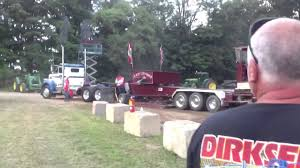 100 Kurtz Trucking 68 Kenworth At Fergus Truck Show YouTube